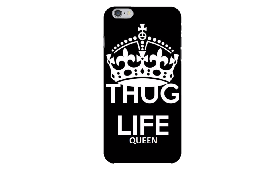 coque iphone 6 thug